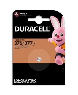 Blister de 1 pile Spéciale 377 en oxyde d'argent - Duracell®