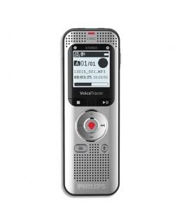 Enregistreur numérique DVT2050 8Go, compatible PC / Mac - Philips