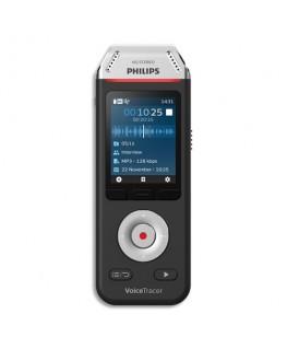 Enregistreur numérique DVT2110 8Go, compatible PC / Mac / Linux - Philips