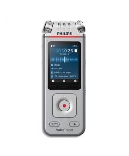 Enregistreur numérique DVT4110 8Go, compatible PC / Mac / Linux - Philips