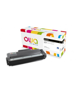 Cartouche toner laser noir compatible Brother® TN2410 - Owa by Armor