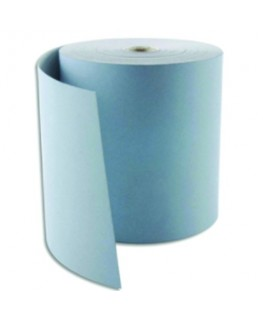 Bobine CB Safe Contact, papier thermique 55g 1 pli, durée mini 35 ans - Exacompta