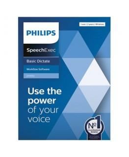 Clé de licence physique pour 2 ans LFH4722/00 pour logiciel SpeechExec Basic Dictate 11 - Philips