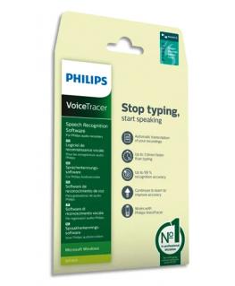 Logiciel de reconnaissance vocale pour PC et DVT DVT2805/00 - Philips