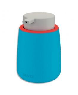 Distributeur de liquide ou de savon Cosy en céramique bleu - Leitz®