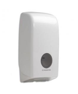 Distributeur de papier toilette Aquarius pour papier à plat - Kleenex® by Kimberly-Clark