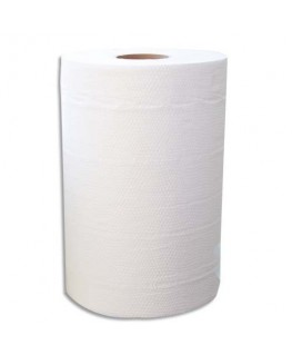 Lot de 2 bobines d'essuie-tout Eco 2 plis, 25 x 19.5 cm