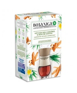 Diffuseur électrique Botanica + recharge 19 ml  - Air Wick