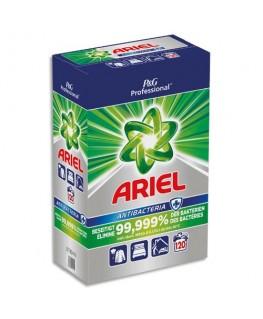 Baril 120 doses de lessive en poudre Antibacteria, dès 40° - Ariel