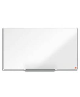 """Tableau émaillé widescreen 40"""" 89 x 50 cm Impression Pro - Nobo®"""