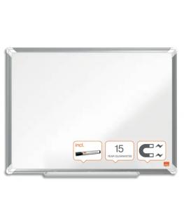 Tableau en acier laqué magnétique Premium Plus, 60 x 45 cm - Nobo®