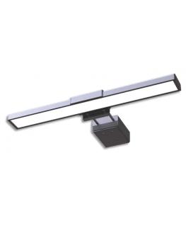 UNILUX Lampe de bureau nomade pour ordi portable TRAVELIGHT Led noir. Alimentation USB Puissance 4.5 W
