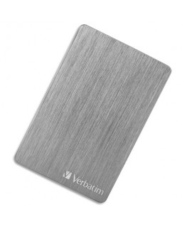 VERBATIM Disque dur 2,5'' USB 3.2 Alu Slim 2To Gris