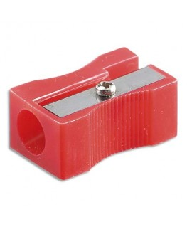 Taille-crayons plastique 1 usage - JPC